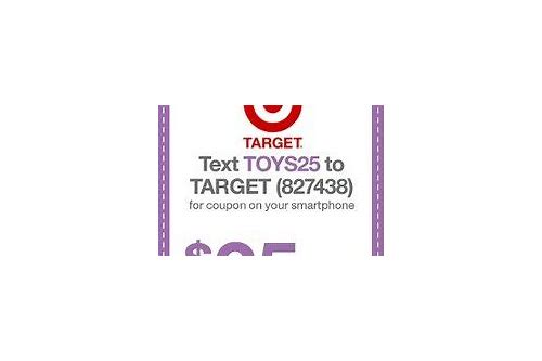 target toy coupon codes 2018