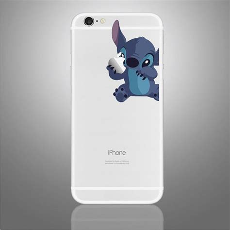 Apple logo stickers for iphone 6