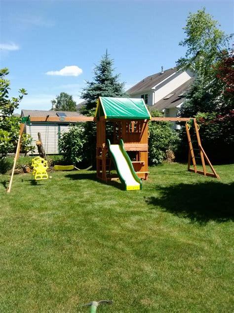 Play Sets For Backyard by Pin By Swingset Installer On Swingset Installer