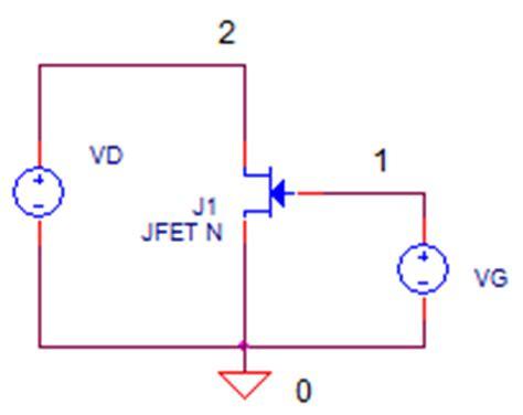 variable resistor jfet jfet variable resistors