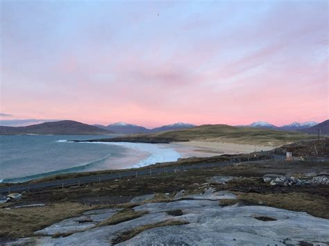 Winter Outer for a real adventure experience winter in the outer hebrides
