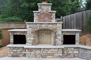 Masonry Outdoor Fireplace Plans City Fireplace Co Fireplaces Minneapolis