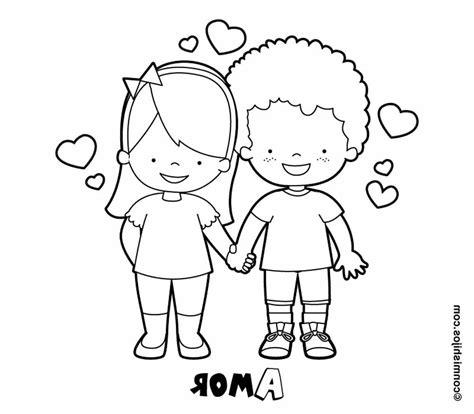 imagenes de amor para dibujar para novios im 225 genes de san valentin para colorear dibujode