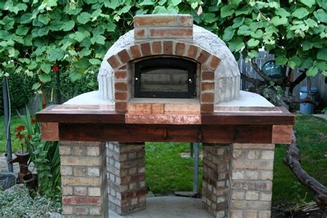 come rivestire un forno a legna forno in muratura caminetti
