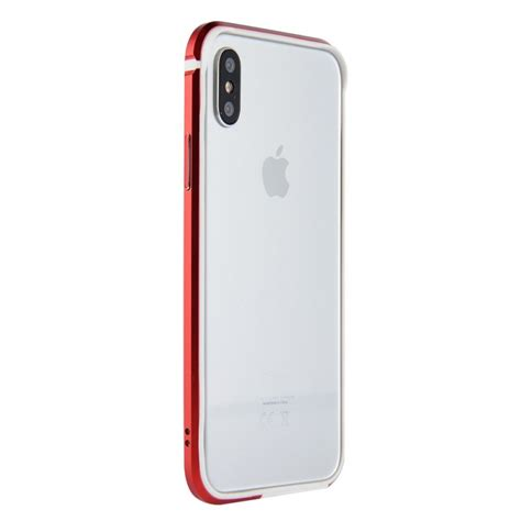coque iphone x sulada alliage