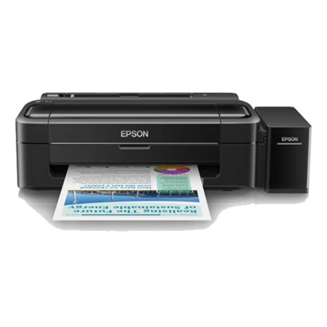 Printer Epson L310 Epson Inkjet Printer L310