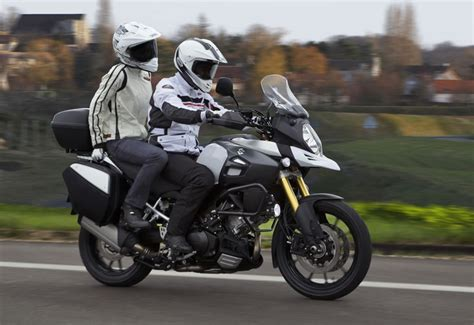 SUZUKI DL1000 V STROM (2014 on) Review MCN