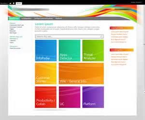 Sharepoint Branding Templates by Branding Portfolio