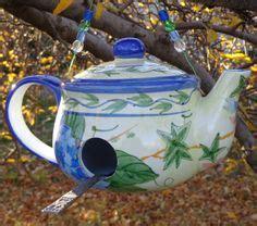 Tea Pot Unik 8 make a teapot birdhouse http uni therapy co uk