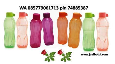 Botol Tupperware 350ml harga botol air minum tupperware jual botol kaca selai
