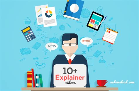 best free ae templates 10 best free explainer after effects templates
