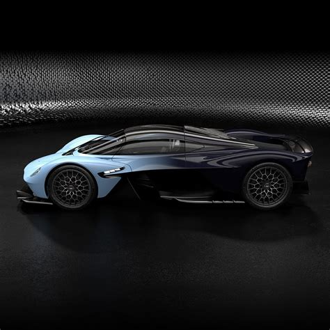 2020 Aston Martin Valkyrie by 2020 Aston Martin Valkyrie Previewed In Production