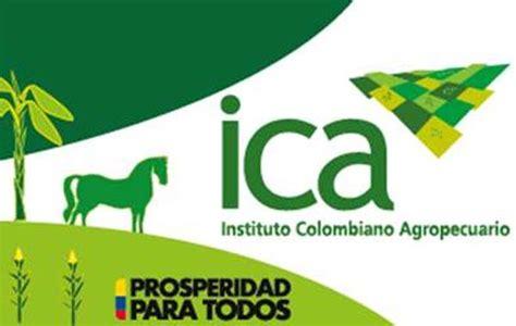 instituto colombiano agropecuario ica foto instituto colombiano agropecuario