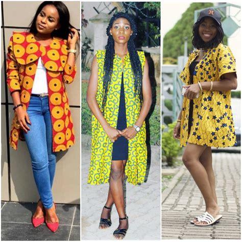 naija female ankara jackets ankara fashion matching african outfits for family