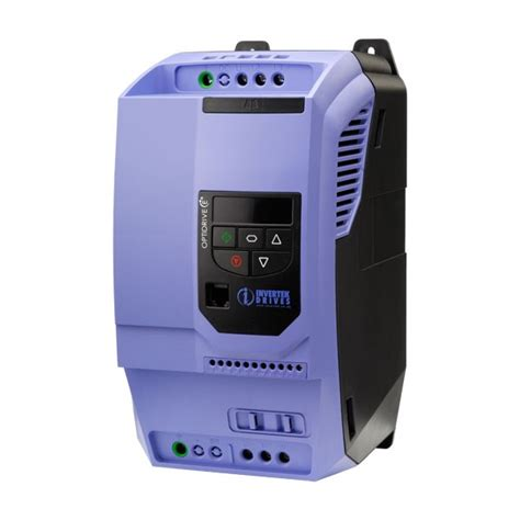 a thermistor motor temperature protection device operates by invertek optidrive e2 5 5kw 3 phase i p 3 phase o p ode 2