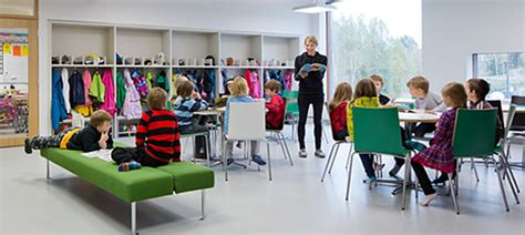 classroom layout in finland building an even better finnish school thisisfinland