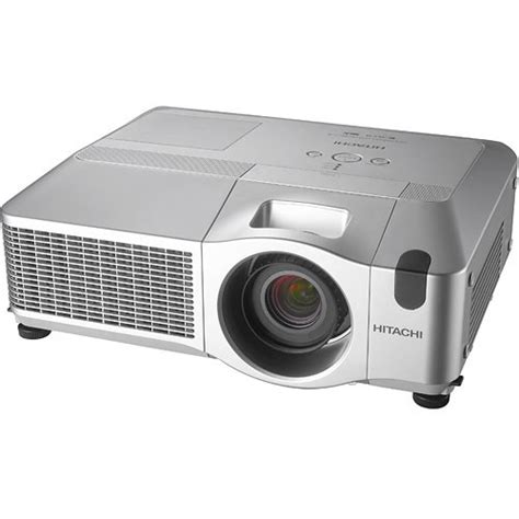 Lu Lcd Projector Hitachi hitachi cp x807 lcd multimedia projector cp x807 b h photo