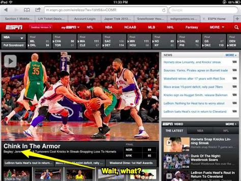 espn offers quick apology for racist lin headline ny daily news espn calls jeremy lin a chink in article headline
