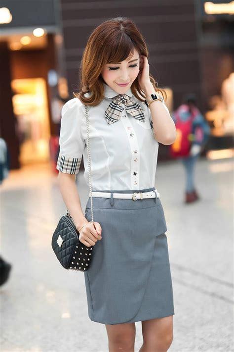 Baju Rok Wanita Penerima Bigsize Jumbo Termurah kemeja kerja wanita ukuran besar big size model new