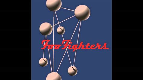 the color and the shape foo fighters 1997 the colour and the shape album
