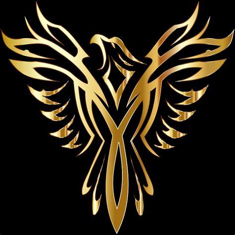 phoenix bird legendary  vector graphic  pixabay