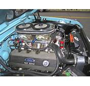 Ford Galaxie 427 SOHC The NASCAR Scaring Engine  Daily