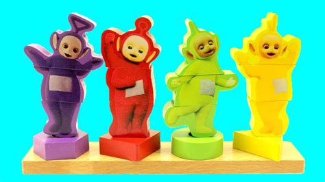learn colours with teletubbies learn colors with