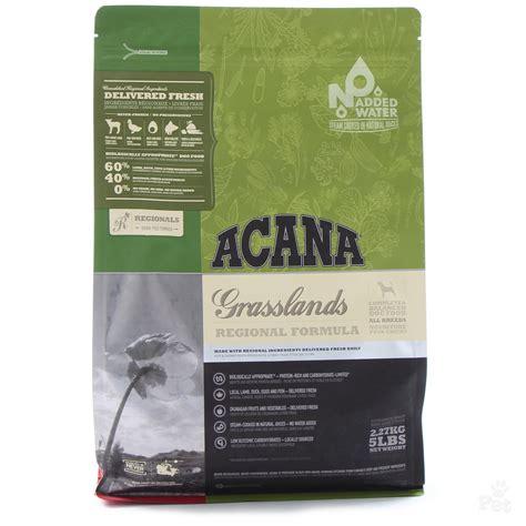 acana puppy food acana grasslands food