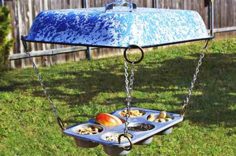 Simple Affordable House Plans These Upcycled Diy Bird Feeders Are The Perfect Addition