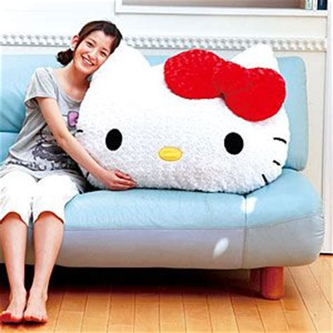 Cool Baby Sanrio hello pillow i could totally make this would make a really cool baby shower gift