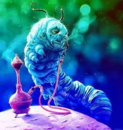 alice in wonderland caterpillar tattoo ideas