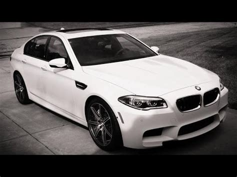 bmw   full review start  exhaust youtube