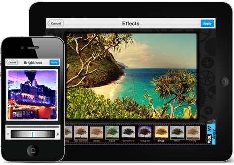 aviary photo editor online aviary photo editor launches full blown android and ios apps
