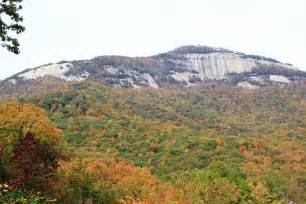 panoramio photo of table rock south carolina fall colors