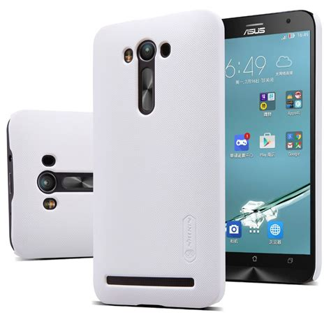 Hp Asus Zenfone 2 Ze550kl asus zenfone 2 laser cover by sys white plain back covers at low prices snapdeal india