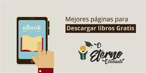 paginas para descargar libros gratis yahoo mejores webs para descargar libros gratis de forma legal