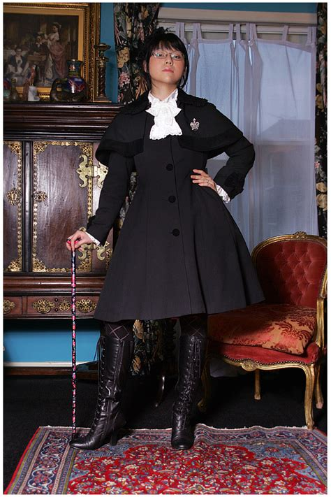 drake ega ega elegant gothic aristocrat by sonialeong on deviantart