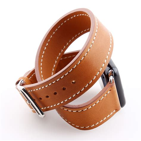 Monochrome Leather Band For Apple 38mm 10 high quality genuine leather for apple