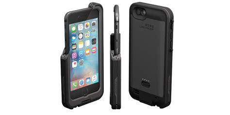 lifeproof lance la coque fre power pour l iphone 6s plus