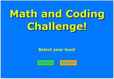 coding challenge math and code