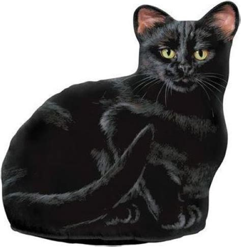 Cat Door Stopper by Fiddlers Black Cat Doorstop Decorative Door Stop