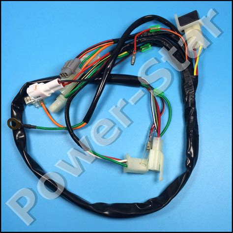 electrical wiring pw50 py50 wire harness wiring assembly
