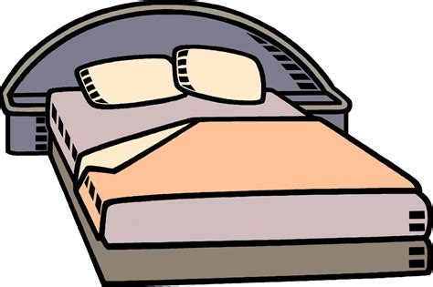 bed clip bed clipart clipartion