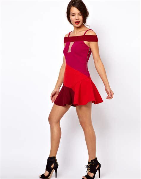 Color Block Dress   Dressed Up Girl