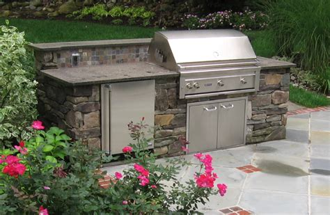 Who Makes Backyard Grill by Triyae Backyard Built In Grill Ideas Various