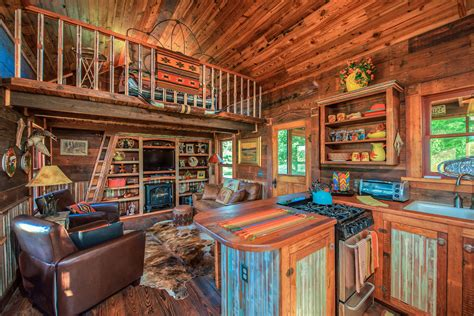 Tiny House For Sale Gallery The Cowboy Cabin Tiny Texas Houses Small