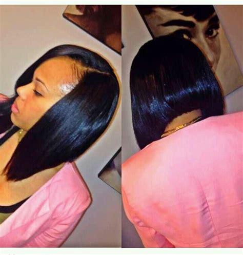 toni neal stylist partial sewin inverted bob with highlights 183 best my obsession angled bob haircut images on