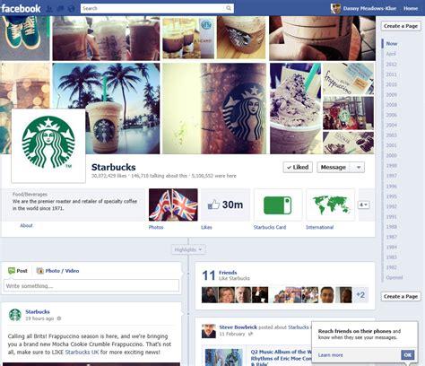 Starbucks Gift Card On Facebook - best facebook fan pages case studies digital intelligence daily digital