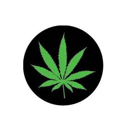 Pot Leaf Stickers