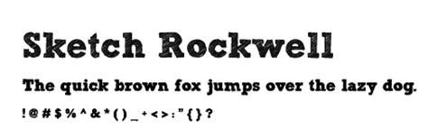 sketchbook rockwell font kumpulan 59 font tulisan tangan handwriting huruf
